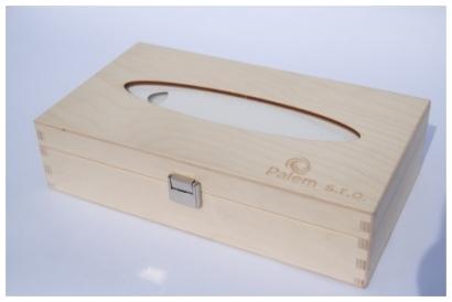 papirove kapesniky drevene zavrene
