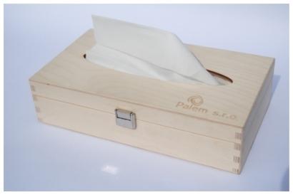 papirove kapesniky drevene